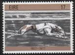 1977年アイルランド グレーハウンドの切手
