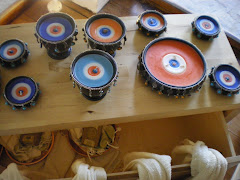 Mumlar / Evil eye candles