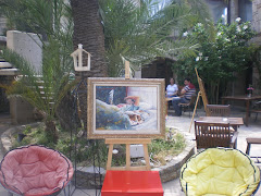 Avluda Sanat/ Art at the courtyard