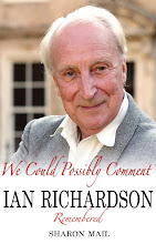 A first book on Ian Richardson