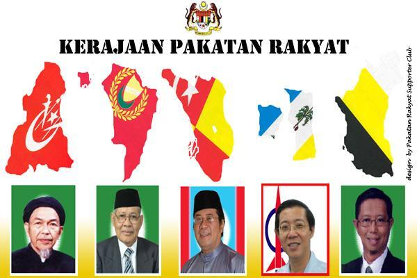 NEGERI PAKATAN RAKYAT
