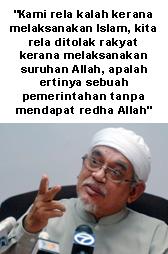 TOK GURU PRESIDEN BERKATA