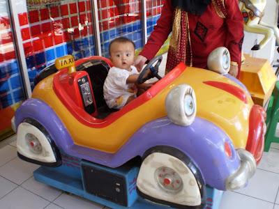 Farzan Esfandiar 7 months baby