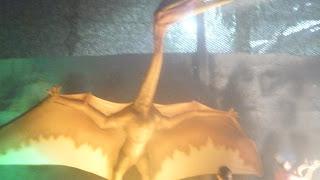 dinosaur live size model