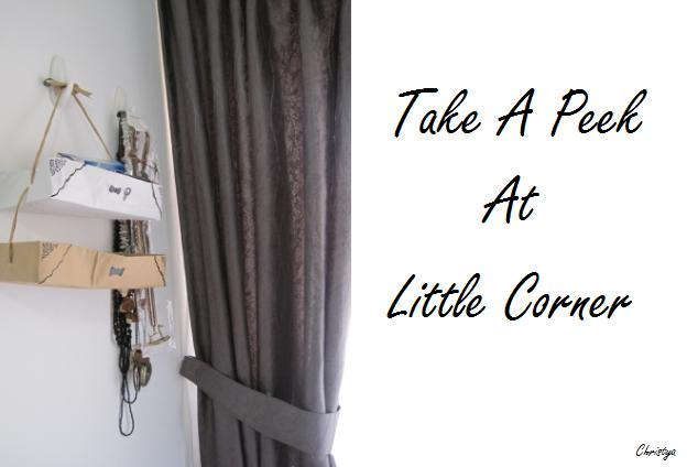 Take A Peek At Little Corner