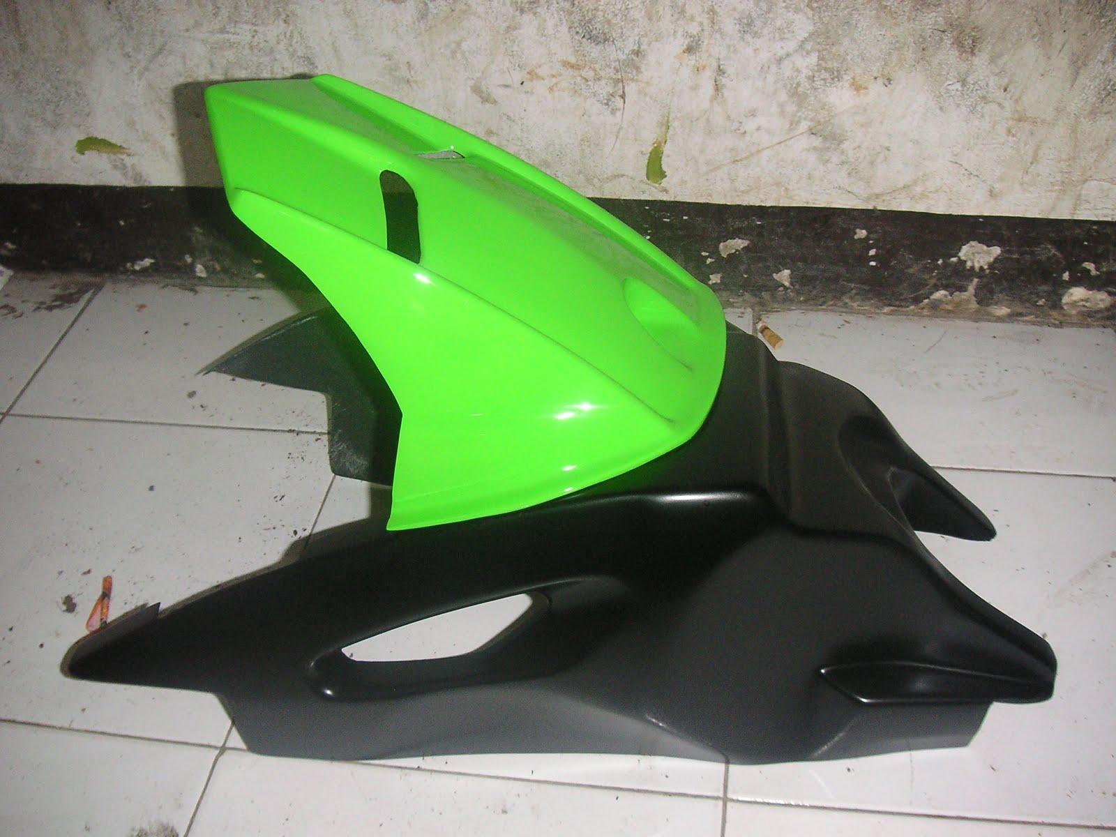 Modifikasi Motor Yamaha R1