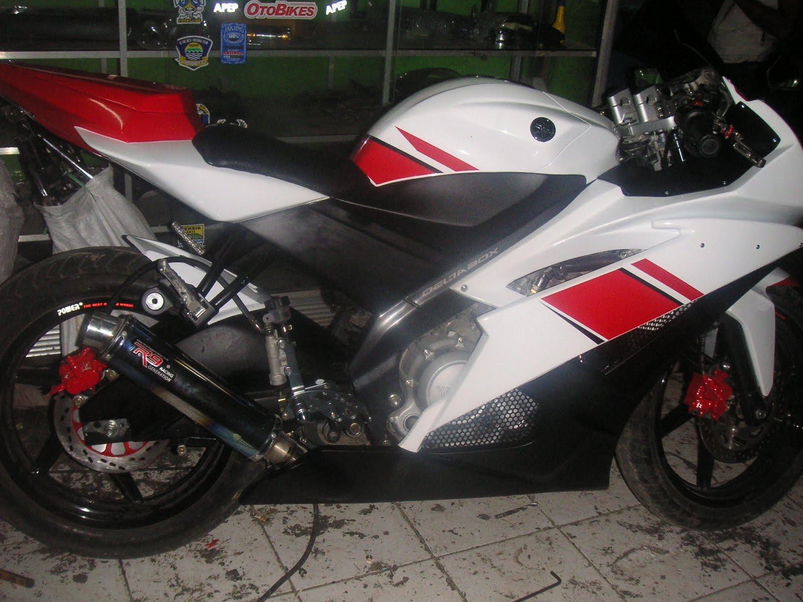 Modif Yamaha Vixion 2010