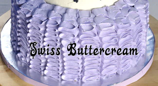 Swiss Buttercream~