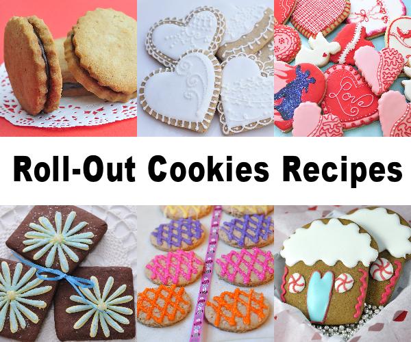 Recipe cookie cutter