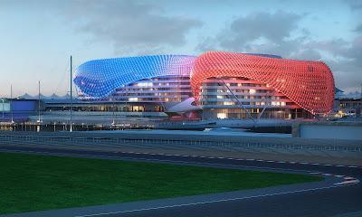 The Yas Hotel Abu Dhabi | World Architecture