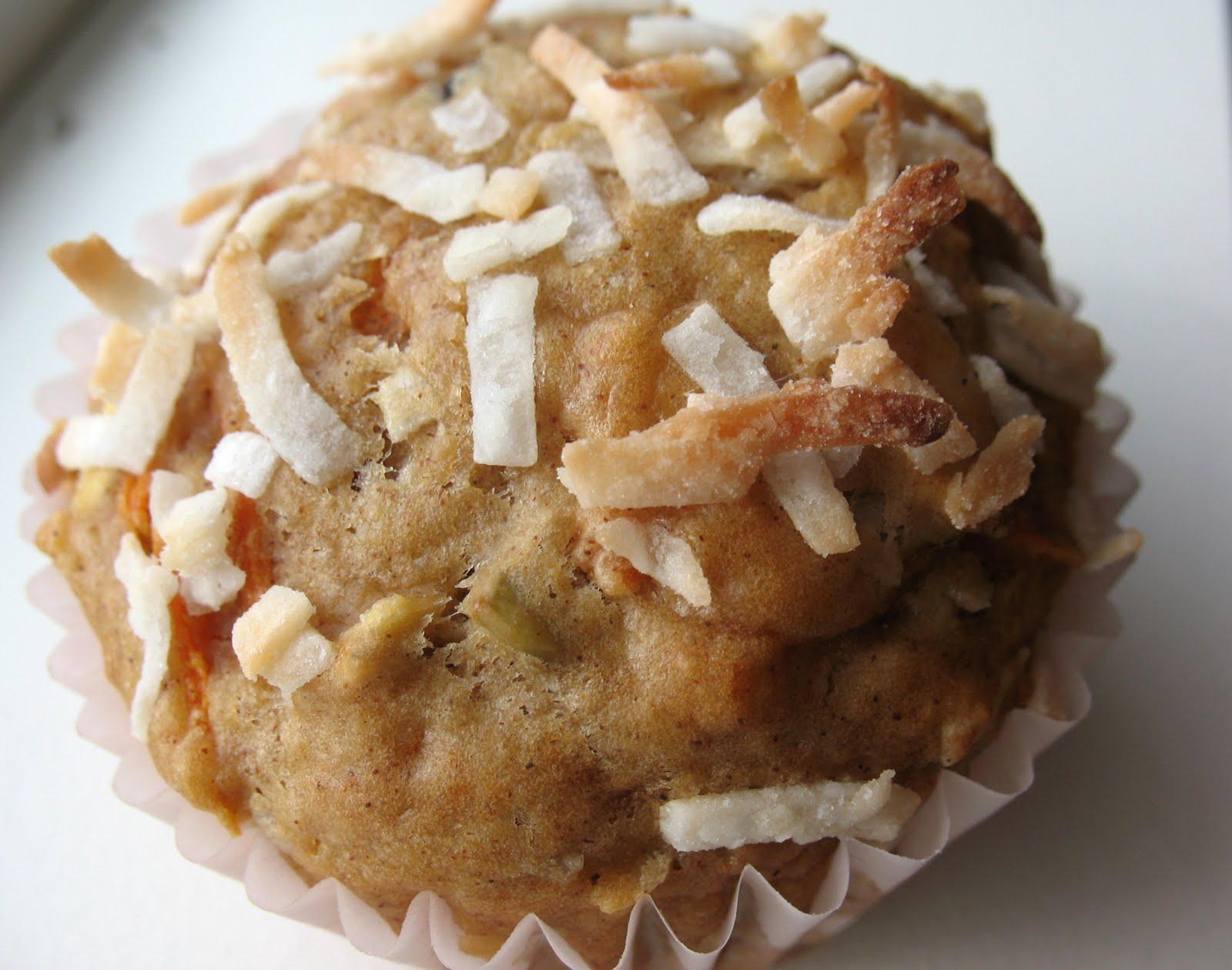 Morning Glory Muffins ~ Chasing Tomatoes