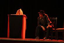 El jucio de Amparo.Teatro.Cia.Cabareton