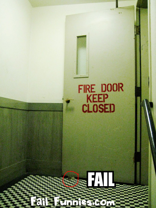 Fire Doors? Whats the big deal? & The Code Coach: Fire Doors? Whats the big deal?