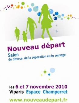 Salon du divorce les 6 et 7 novembre 2010 paris for Espace champerret salon