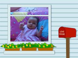 Anna ~ 5 months old