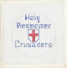 Example of work for Holy Redeemer Crusaders, Montrose, CA