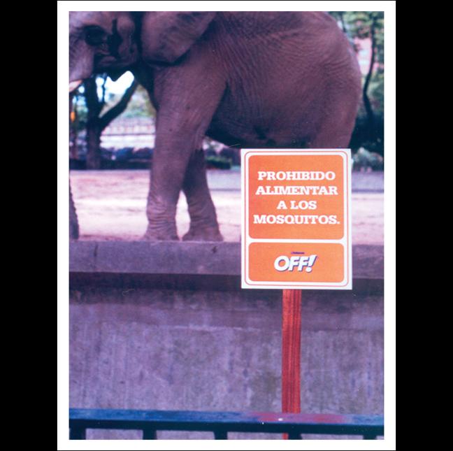 Acción para Off en el Zoo de Buenos Aires