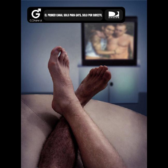 ''Pareja'' para G-Channel de DirecTv