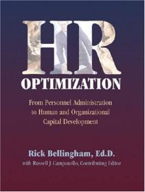 Download Free ebooks HR Optimization: From Personnel Administration to Human and Organizational Development