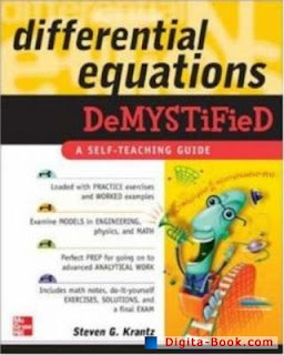 Download Free ebooks Differential Equations Demystified
