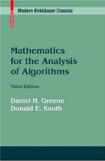 Download Free ebooks Mathematics for the Analysis of Algorithms