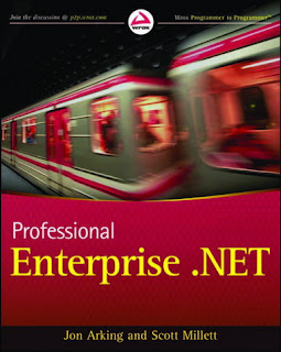 Download Free ebooks Professional Enterprise .NET