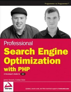 Download Free ebooks Professional Search Engine Optimization with PHP