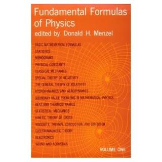 Download Free ebooks Fundamental Formulas of Physics Vol.1