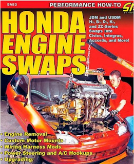 Download Free ebooks Honda Engine Swaps