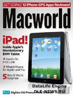 Download Free ebooks Macworld (April 2010)