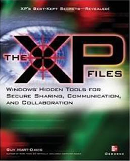 Download Free ebooks The XP Files - Windows' Hidden Tools