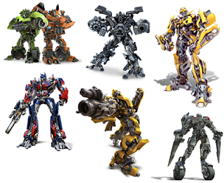Download Free ebooks Transformers 2 Wallpaper