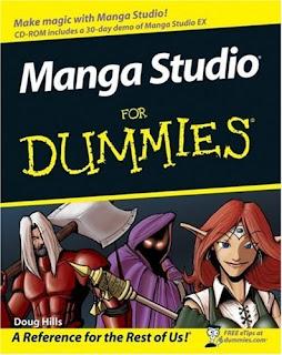 Download Free ebooks Manga Studio For Dummies