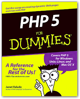 Download Free ebooks PHP 5 For Dummies