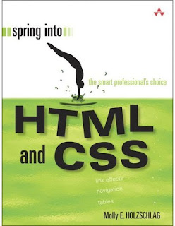Download Free ebooks Spring into HTML and CSS