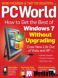 Download Free ebooks PC World, August 2009 (US)