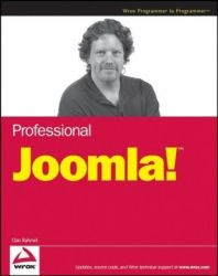 Download Free ebooks Professional Joomla