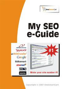 Download Free ebooks My SEO e-Guide