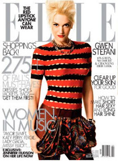 Download Free ebooks Elle August 2009