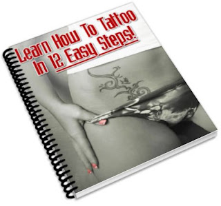 Download Free ebooks Learn How to Tattoo in 12 Easy Steps