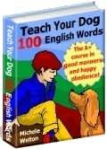 Download Free ebooks Teach Your Dog 100 English Words
