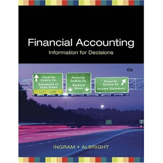 Download for Free ebooks Financial Accounting - Information for Decisions