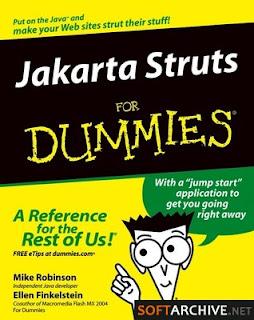 Download Free ebooks Jakarta Struts for Dummies