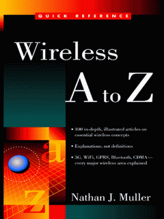 Download Free ebooks Wireless A to Z