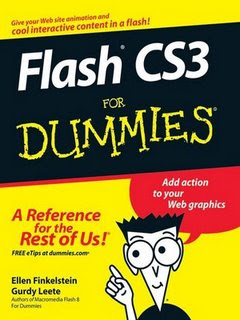 Download Free ebooks Flash CS3 For Dummies