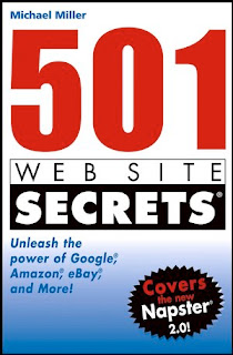 Download Free ebooks 501 Web Site Secrets