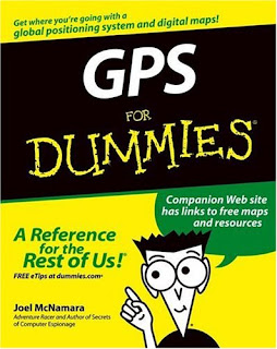 Download Free ebooks GPS for Dummies
