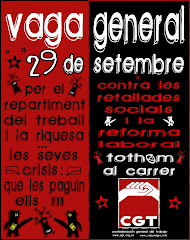 29 de setembre, VAGA GENERAL