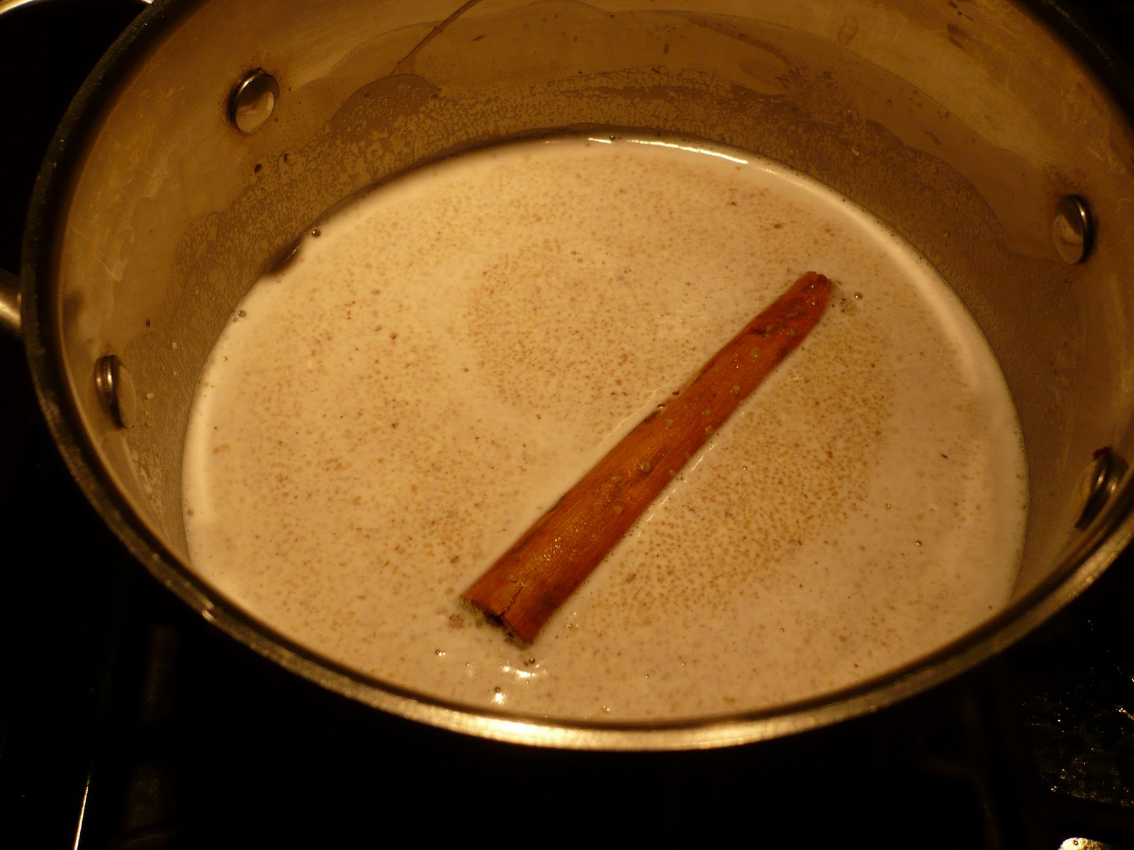 Dry Seasonings: Rompope: Mexican Eggnog