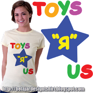 Iskaruji dot com | Toys r us t-shirt design
